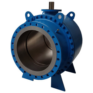 Industrial valves for oil, gas & chemical industry